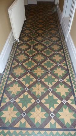 Victorian Floor Before
