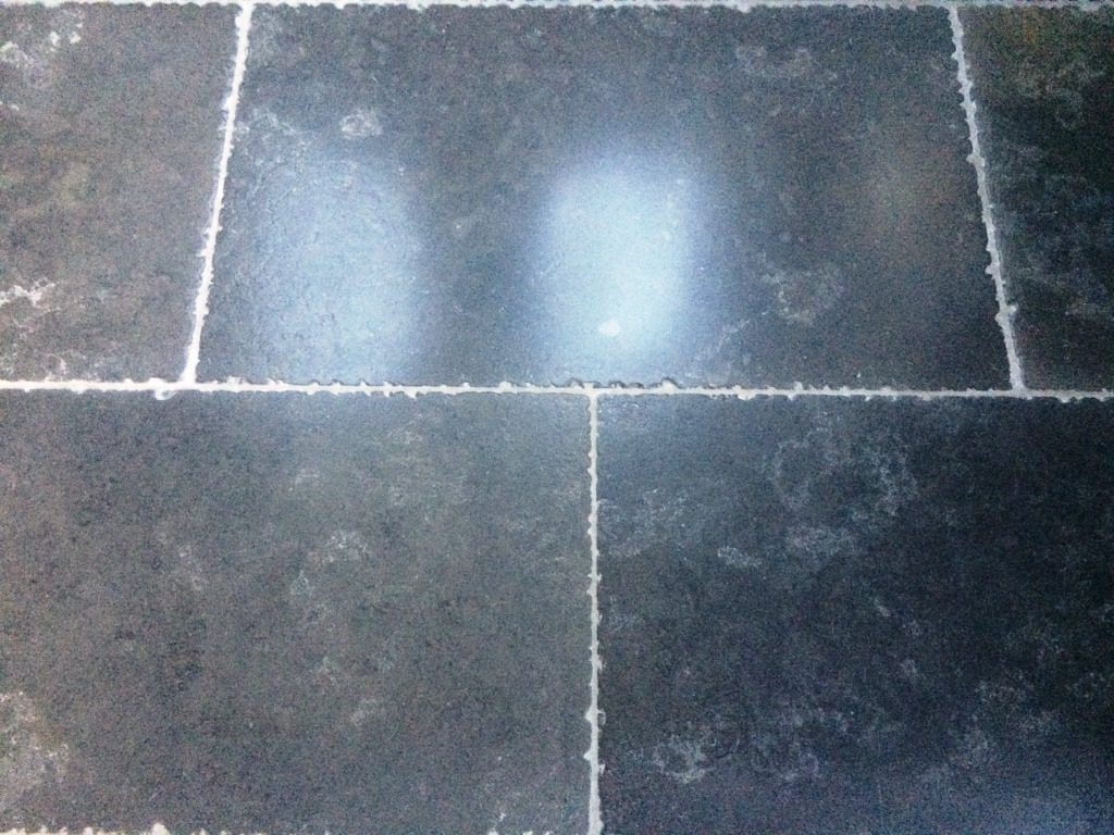 Ca Pietra Hazlebury Tumbled Limestone in shipley After Polishing