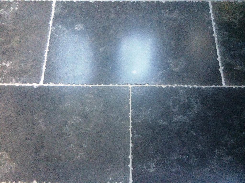 Ca Pietra Hazlebury Tumbled Limestone in shipley After Polishing