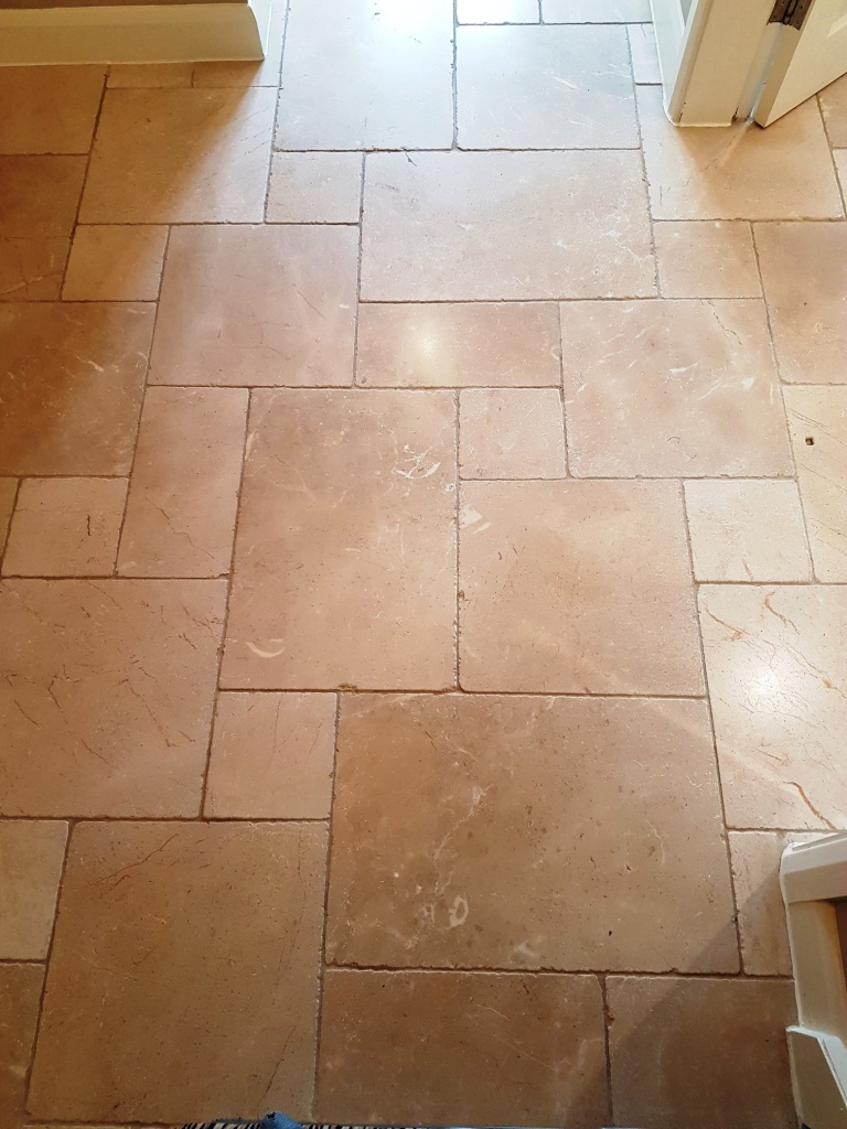Tile floor cleaning services