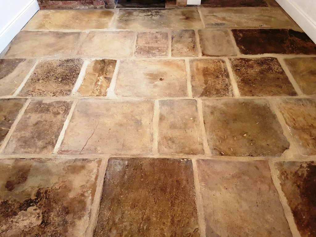 Yorkshire Stone After Cleaning in East Morton