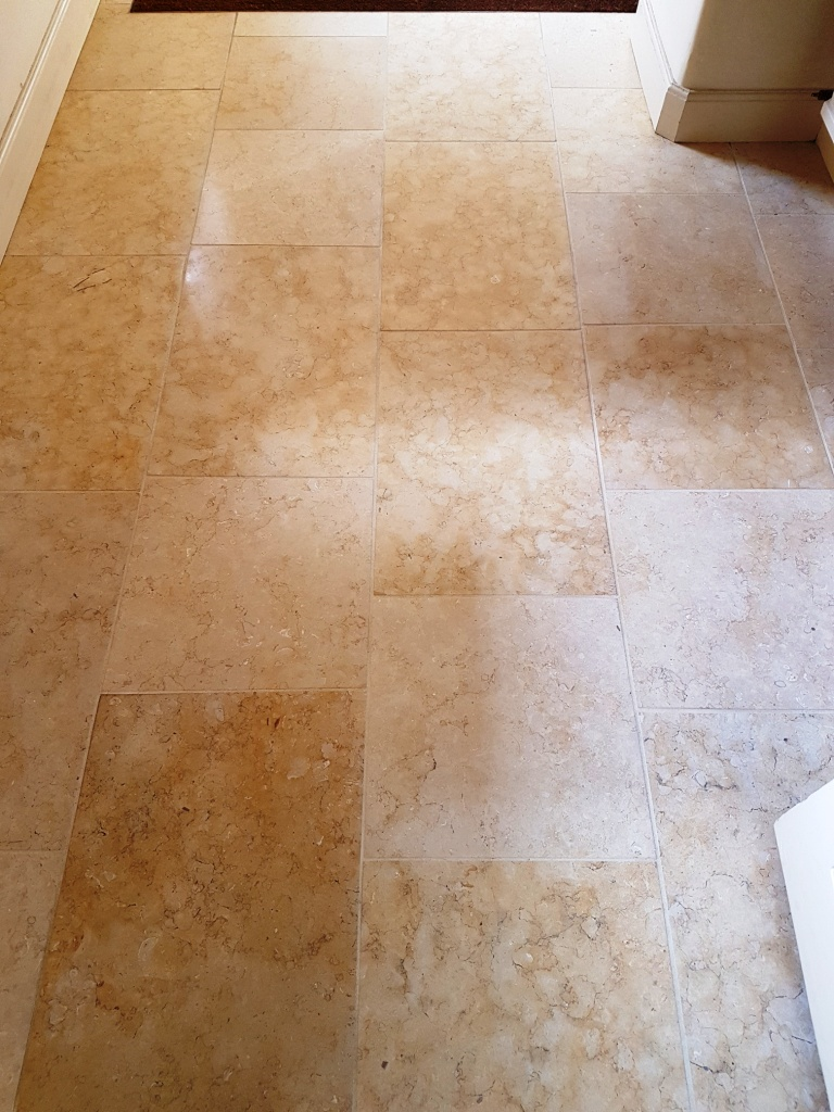 Jerusalem Limestone After Cleaning York